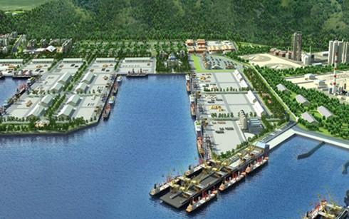 Nhật Bản rót vốn đầu tư cảng biển Việt Nam ảnh 1