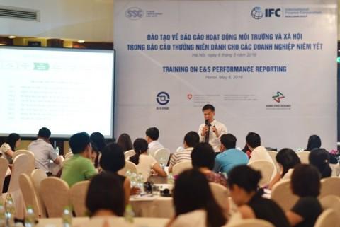 IFC hỗ trợ TTCK VN nâng tính minh bạch ảnh 1