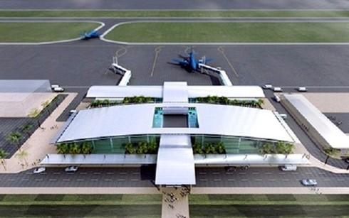 Bộ Quốc phòng xem xét dự án sân bay Lai Châu ảnh 1