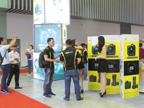 4 triển lãm quốc tế tổ chức đồng loạt tại TPHCM ảnh 1