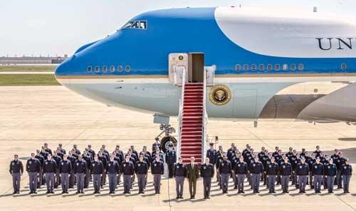Phương tiện đi lại của Tổng thống Hoa Kỳ ảnh 1