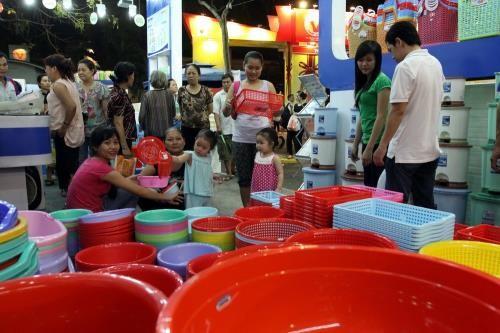 Triển lãm hàng Việt Nam chất lượng cao tại Nga ảnh 1