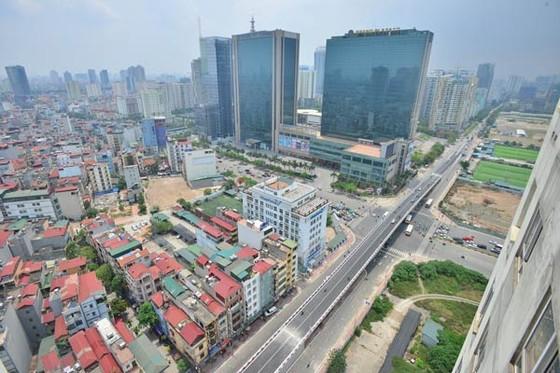 Thông xe cầu vượt Hoàng Minh Giám-Nguyễn Chánh ảnh 2