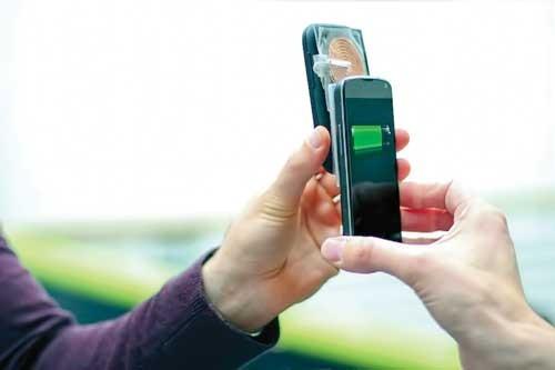 Công nghệ chia sẻ… pin ảnh 1