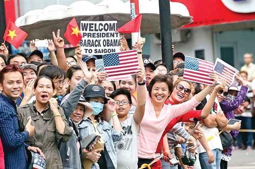 Kỷ nguyên mới quan hệ Việt Nam - Hoa Kỳ ảnh 1