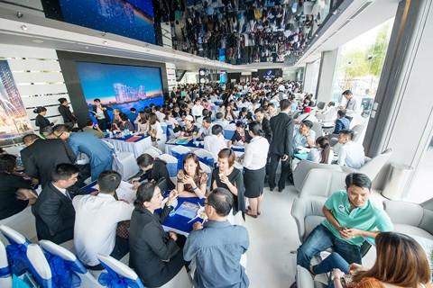 River City có nhà mẫu lớn nhất Việt Nam ảnh 1