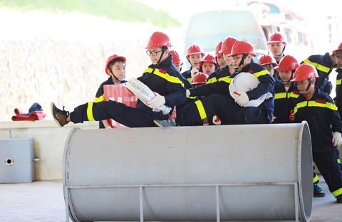 Trại hè lính cứu hỏa nhí - 2016 ảnh 3