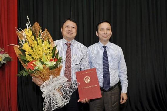 Ông Nguyễn Văn Du được bổ nhiệm Chánh Văn phòng NHNN ảnh 1