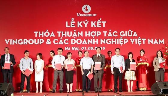 """""""Tựa vào nhau"""" giúp hàng Việt trụ trên sân nhà ảnh 1"""