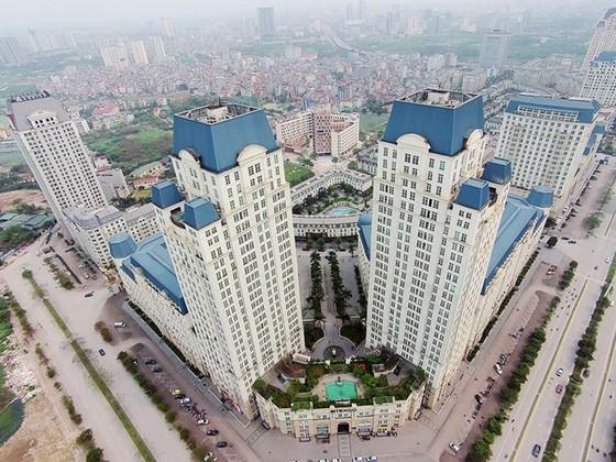 Hà Nội rút thông báo chung cư có 3 tầng hầm ảnh 1