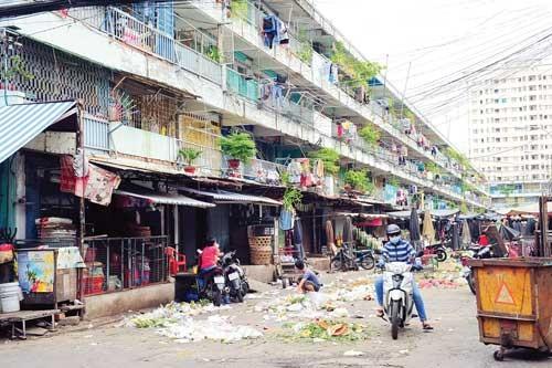 Bài 2: Gian nan cải tạo chung cư cũ ảnh 1