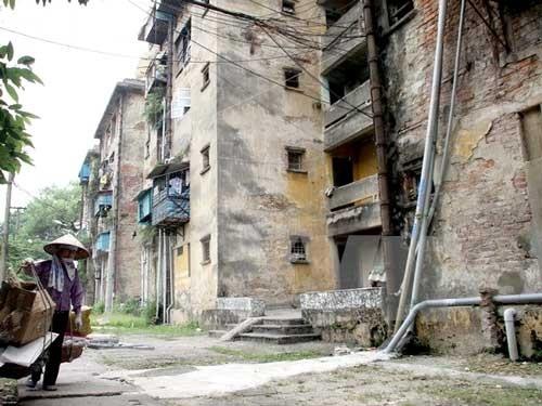 Kiểm định các chung cư, biệt thự cũ nguy hiểm ảnh 1