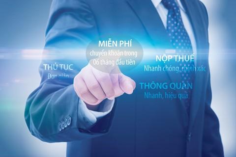 Viet Capital Bank thu thuế và bảo lãnh thuế XNK điện tử ảnh 1