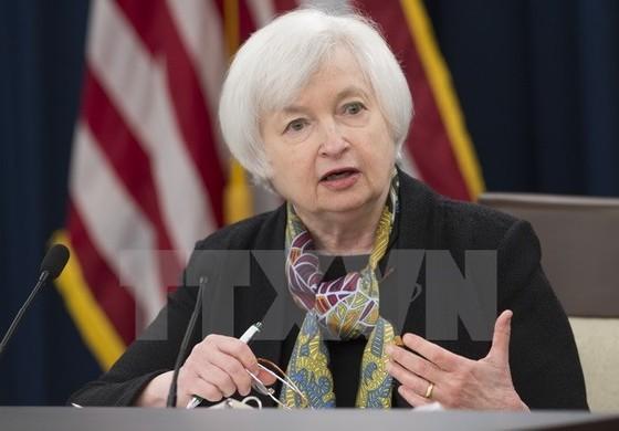 Fed quyết định không tăng lãi suất ảnh 1