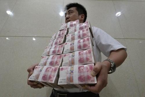 Khối nợ Trung Quốc đe dọa cả thế giới ảnh 1