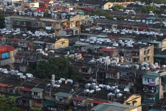 Hà Nội: 316.000 tỉ đồng xây mới chung cư cũ ảnh 1