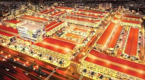 Chính thức mở bán dự án Golden Center City ảnh 1