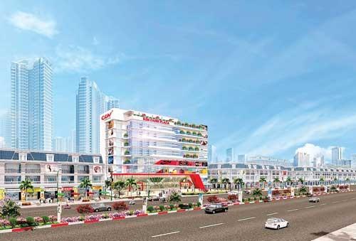 Chính thức mở bán dự án Golden Center City ảnh 2