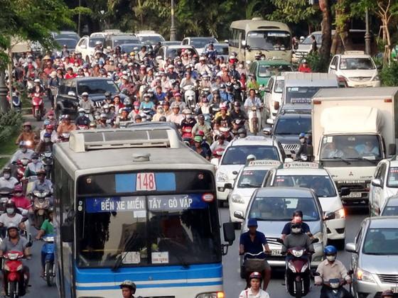 Mở đường trên cao vào sân bay Tân Sơn Nhất ảnh 1