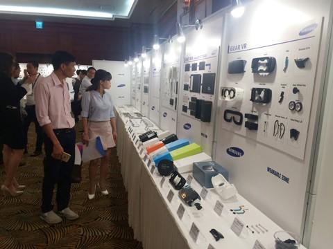 190 DN VN tham gia chuỗi cung ứng toàn cầu Samsung ảnh 1