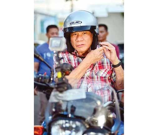 Philippines - hết thời quan cưỡi xe sang ảnh 1