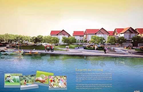 Khu đô thị Mekong City ảnh 1