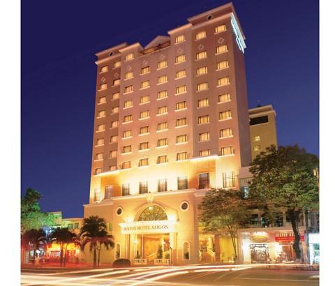 Thị trường khách sạn tăng trưởng nóng ảnh 1
