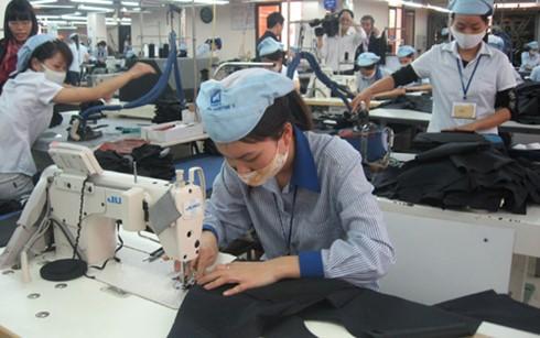 86% lao động dệt may có nguy cơ mất việc ảnh 1