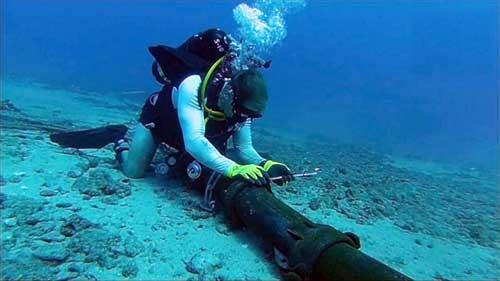Tuyến cáp quang biển Liên Á bị đứt ảnh 1