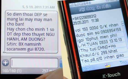 """Phát tán tin nhắn """"rác"""", 8 DN bị phạt 575 triệu đồng ảnh 1"""