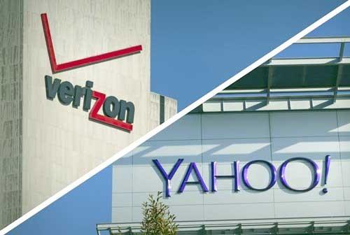 Verizon mua Yahoo ảnh 1