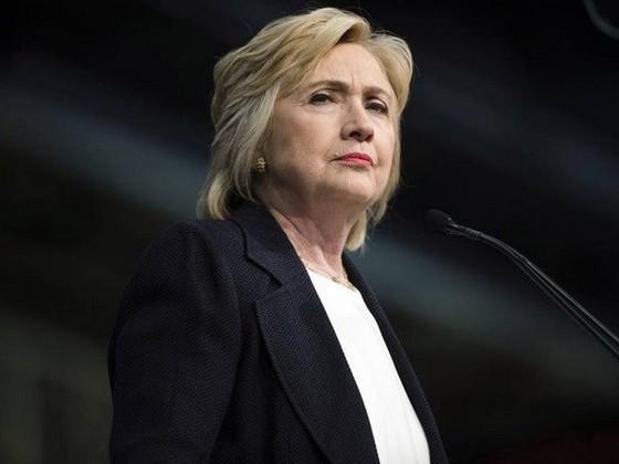 Bà Hillary ứng cử viên tổng thống Đảng Dân chủ ảnh 1
