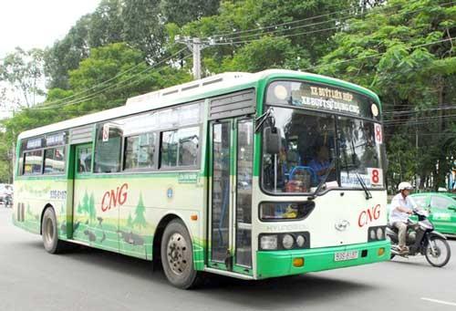Quảng cáo xe buýt dự kiến đạt 170 tỷ đồng/năm ảnh 1