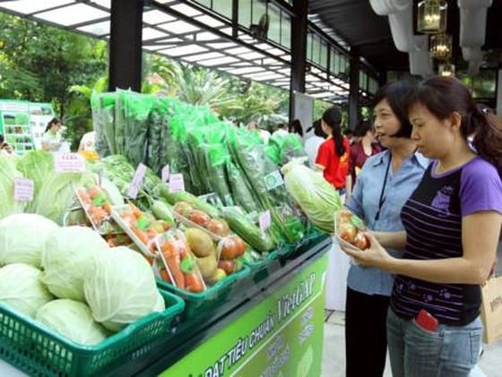 TPHCM mở chợ phiên nông sản an toàn ảnh 1