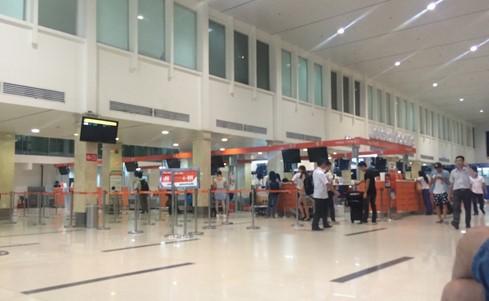 Sân bay Tân Sơn Nhất bị hack: Chậm hơn nhưng đã ổn ảnh 1