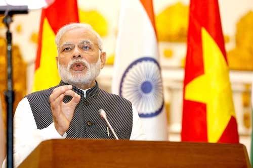 Ấn Độ cấp tín dụng 500 triệu USD cho VN ảnh 1