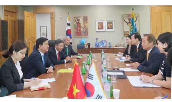 Thúc đẩy hợp tác kinh tế TPHCM-Hàn Quốc ảnh 1