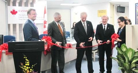 Canada mở văn phòng thị thực nhập cảnh ở TPHCM ảnh 1