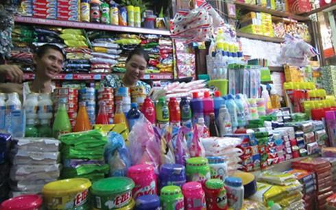 Hàng tiêu dùng: DN nội không khéo sẽ… tuột tay ảnh 1