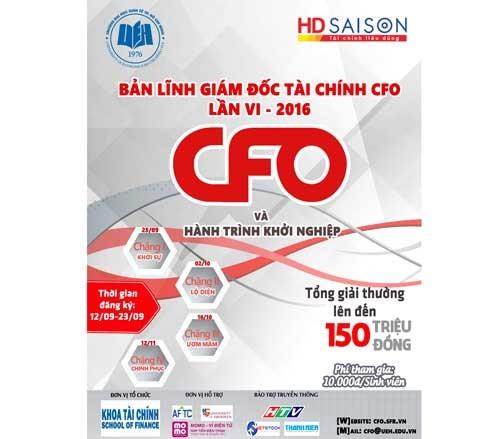 CFO và Hành trình khởi nghiệp ảnh 1