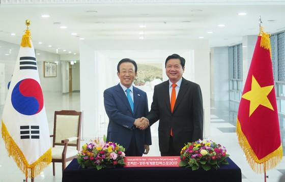 TPHCM-Gyeongsangbuk-do đồng tổ chức Lễ hội Văn hóa ảnh 1