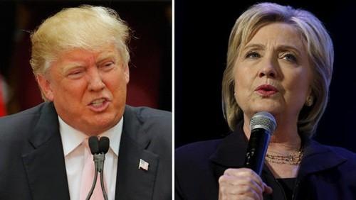 Trump - Clinton: Cuộc chiến suy thoái và việc làm ảnh 1