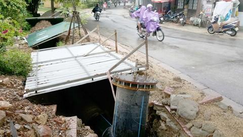 Huế khốn khổ vì dự án cải thiện môi trường nước ảnh 2