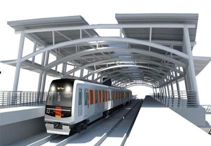Metro Bến Thành-Suối Tiên sẽ hoạt động vào 2020 ảnh 1