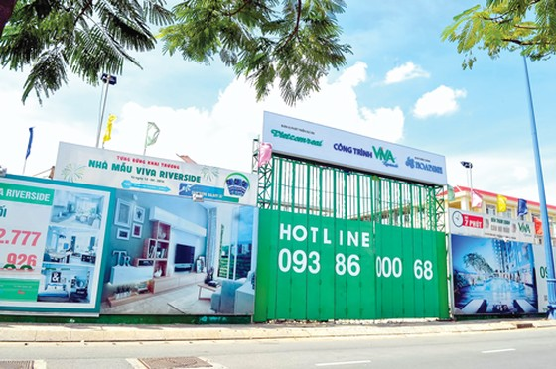 Vietcombank tài trợ 1.500 tỷ cho Vietcomreal ảnh 1