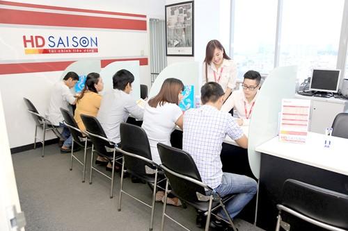 Nhân viên tư vấn: Bộ mặt của HD SAISON ảnh 1