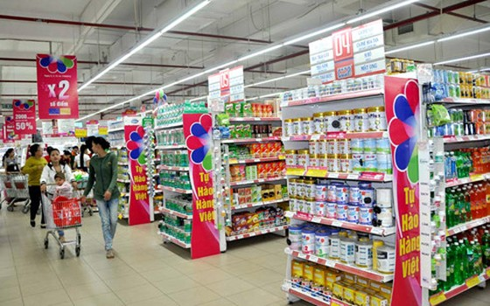 Quy định tỷ lệ bán hàng Việt trong siêu thị ảnh 1