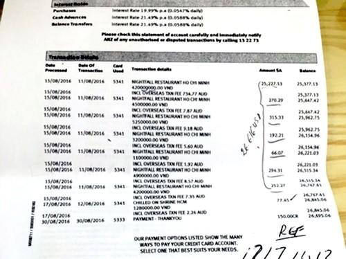 Máy quẹt thẻ 'nuốt' 683 triệu đồng, nhà hàng biến mất? ảnh 1