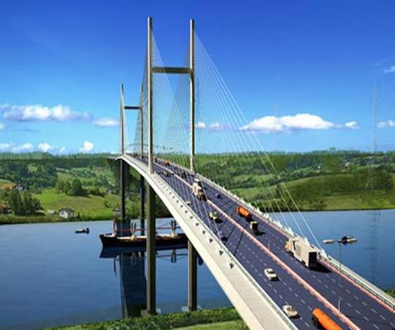 TPHCM kiến nghị xây 2 cầu Cát Lái và Bình Khánh ảnh 1