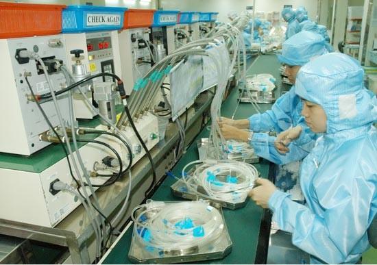 Đầu tư KCX-KCN TPHCM đạt 50,65% mục tiêu ảnh 1